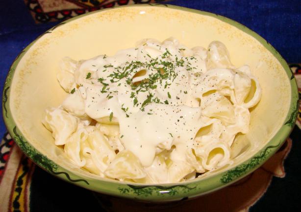 Creamy Parmesan Cheese Sauce