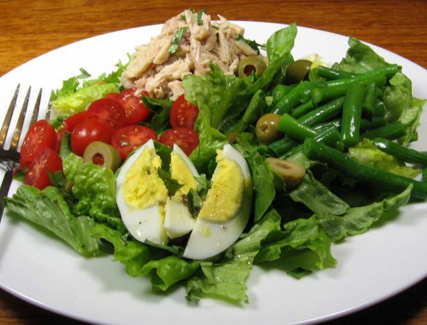 California Nicoise Salad