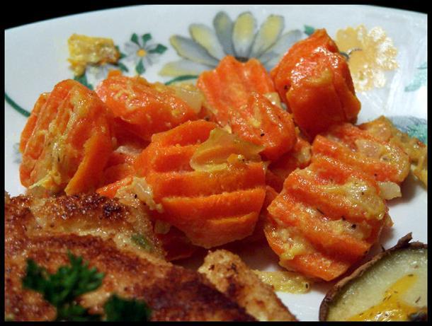 Milky Carrots
