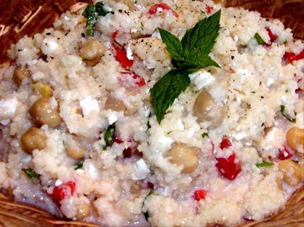 Creamy Couscous Salad