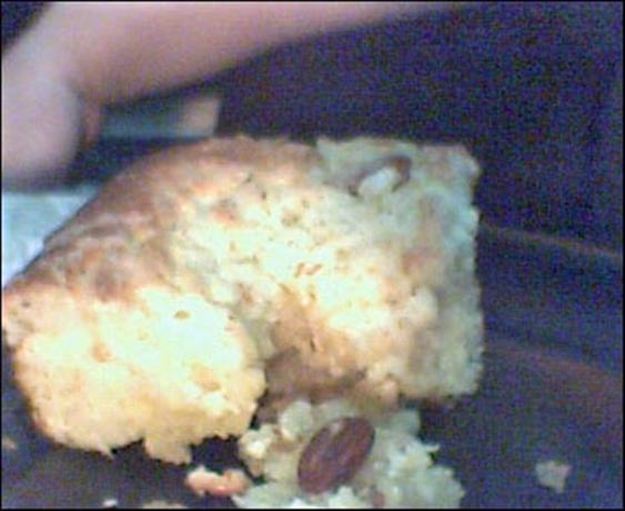 Grandma's Almond Cake (Omas Mandelkuchen)