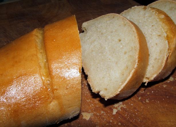 Fabulous Crusty Italian Loaf