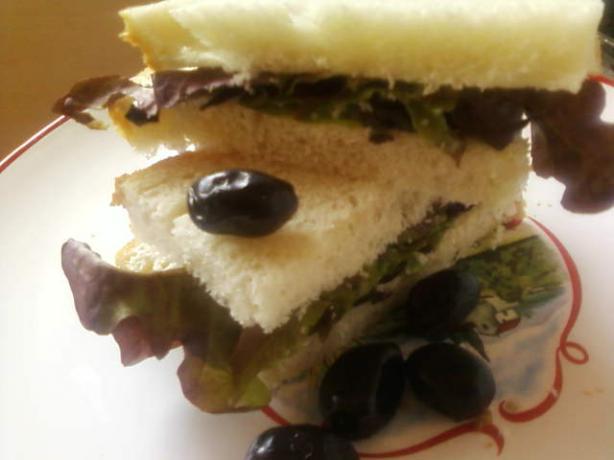 Bo's Bug Sandwiches