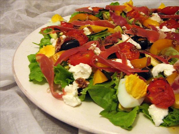 Karl's Chargrilled Vegetable Salad