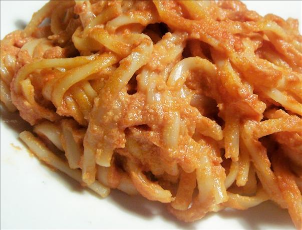 Isabel's Jewish Spaghetti