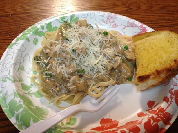 Best Ever Chicken Alfredo
