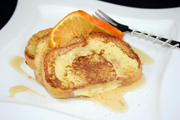 Orange Cream French Toast