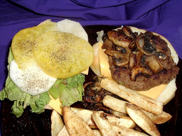 Grilled Summer Burgers