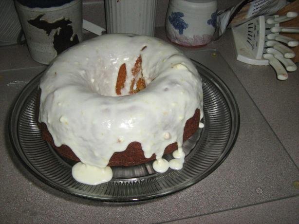 Crusader Cake