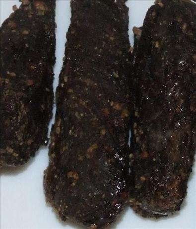 Beef Jerky Biltong Flavouring