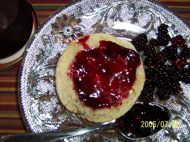 Blackberry Jelly Like Grandma Made