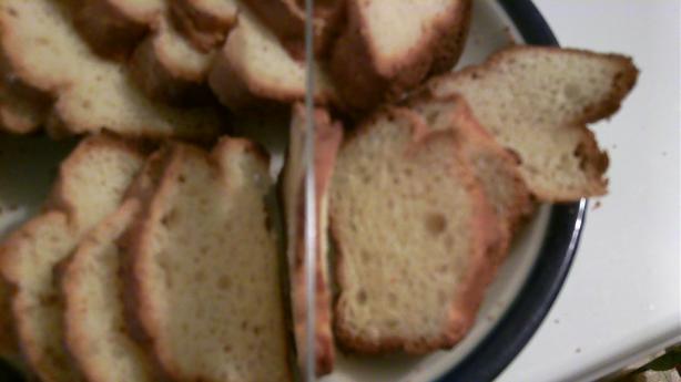 Gluten Free White Bread