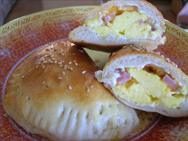 Bacon and Egg Empanadas