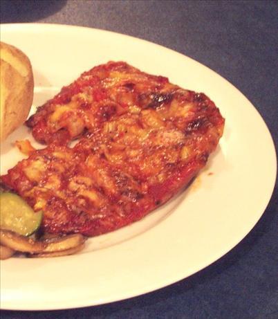 Oven Baked Schnitzel