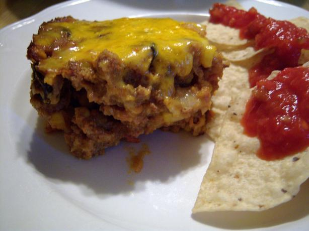 Crock Pot California Tamale Pie