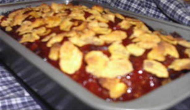 Cornflake Meatloaf