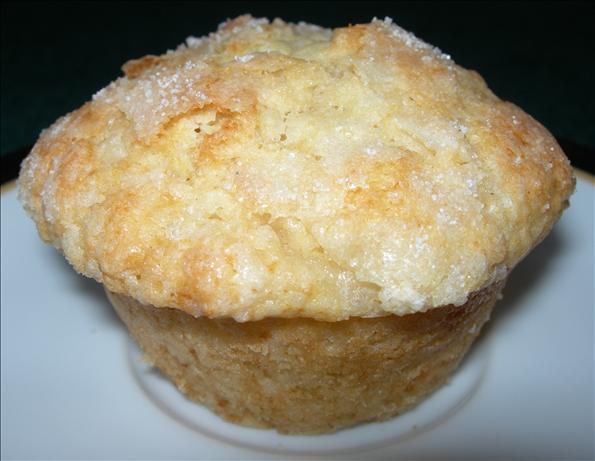 Very Vanilla Muffins