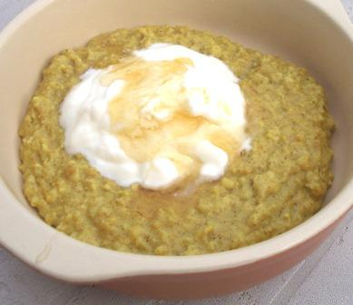 Chai Oatmeal
