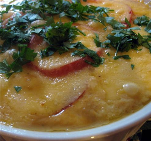 Tomato and Corn Pudding