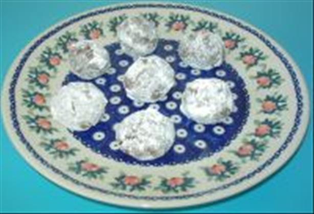 Brownie Balls (A.k.a. Pms Dessert!)