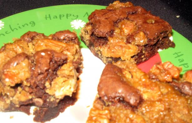 Caramelized Brownies