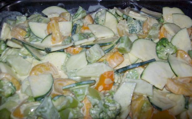 Yummy Veggie Casserole