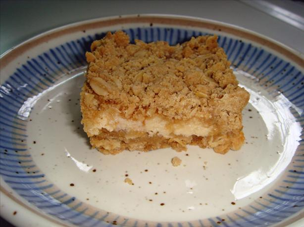 Lemon Streusel Bars