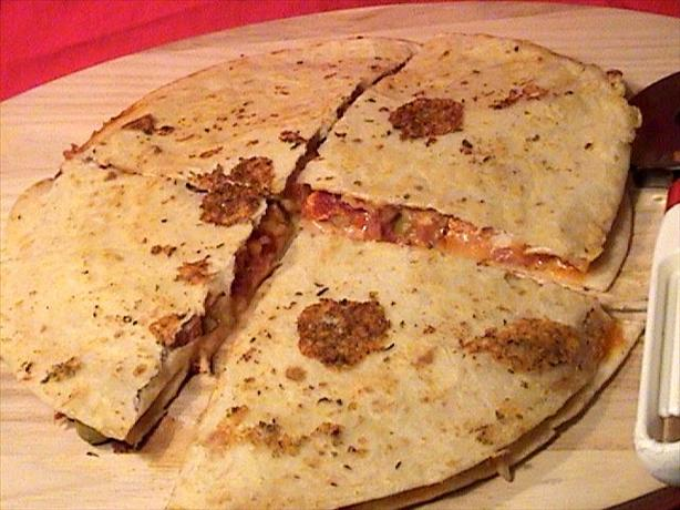 Easy Pizzadillas