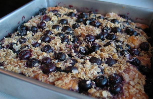 Country Blueberry Coffee Cake (Paula Deen)