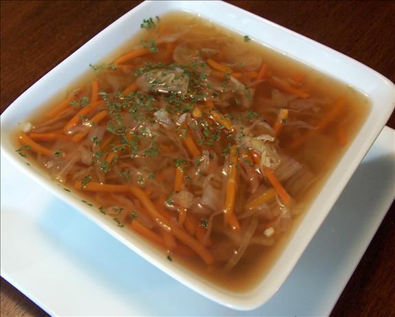 Shazam! Chinese Soup