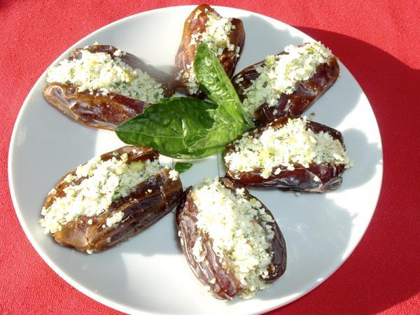 Healthy Mediterranean Appetizers
