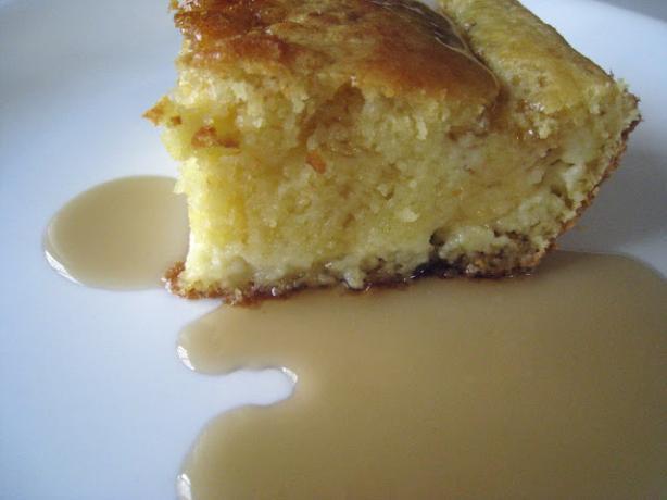 Custard Cornbread