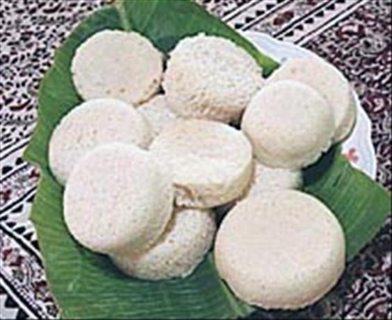 Sanna - Goan Rice Cakes