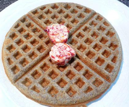 Bed and Breakfast Buckwheat Waffles