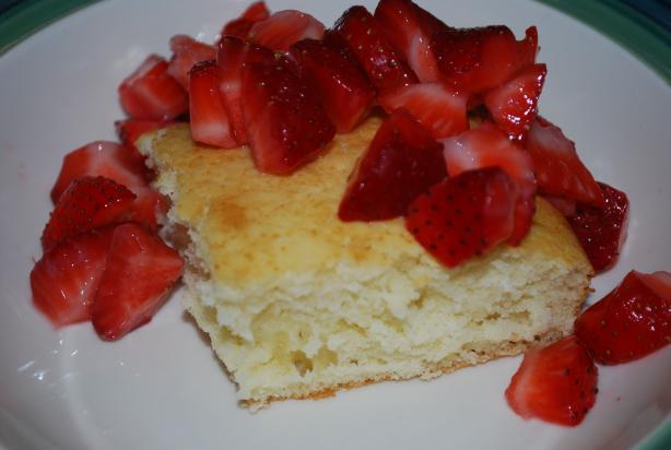 Favorite Shortcake