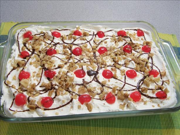 Banana Split Delight