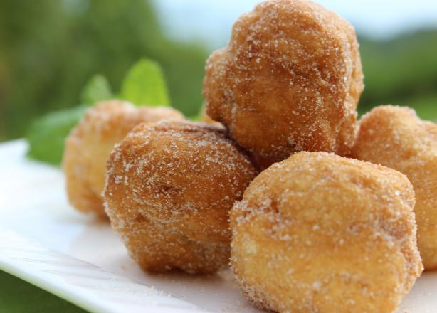 New Orleans' Style Choux Fritters