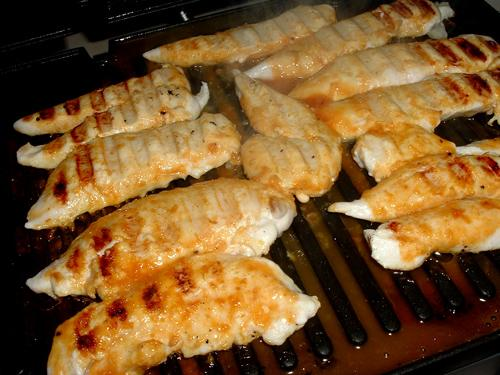 Barbecue Chicken Tenders