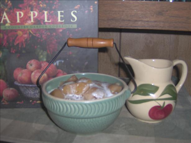 Apple Pot Pie