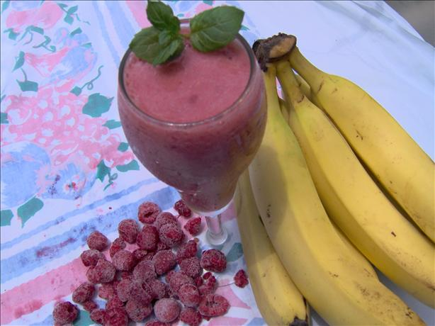 Berry-Banana Smoothie