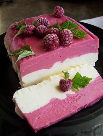 Raspberry Summer Sensation Dessert