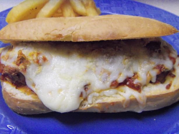 Movie Night Meatball Subs