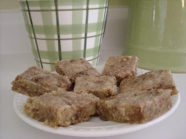 Danish Cinnamon Bars