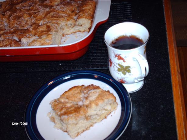 Shanna's Coffee Cake
