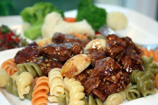 Garlic Beef
