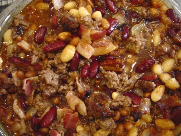 Olde Settler's Beans