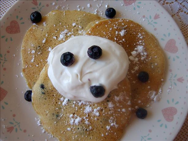 Overnite Sourdough Pancakes