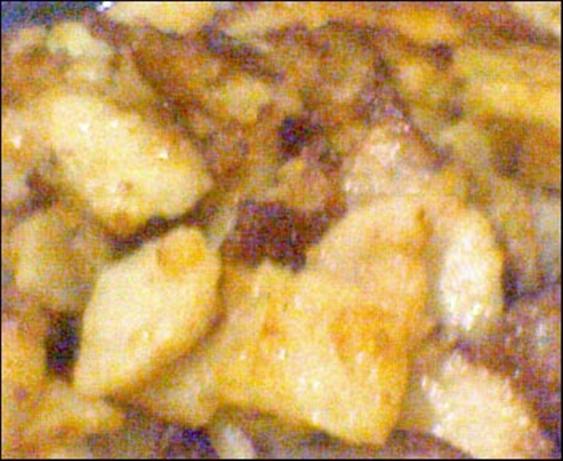 Paprikas Burgonya ( Paprika Potatoes)