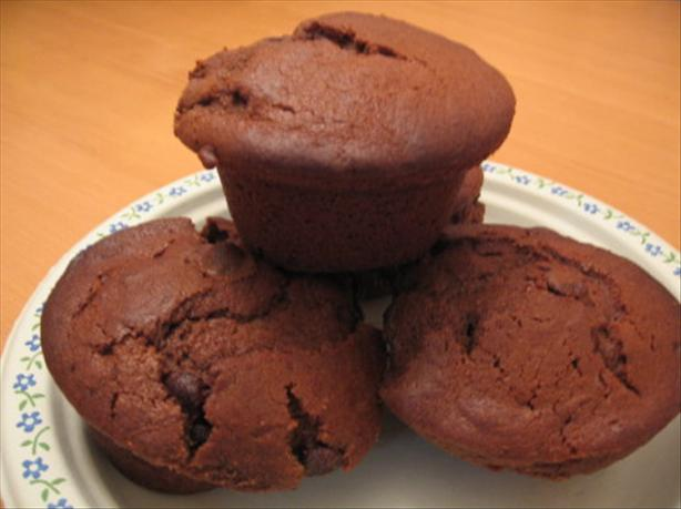Dee's Chocolate Muffins