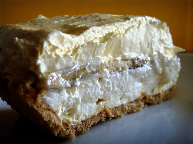 Creamy Banana Cream Pie